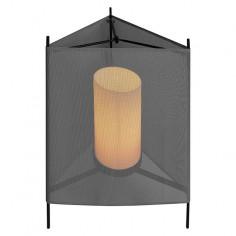 LED градинска лампа -  40 W, антрацит, височина 65 см