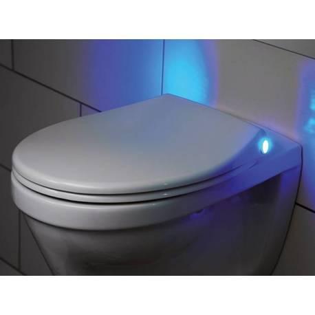 Капак за WC, Led осветление