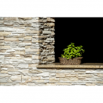 Стенна облицовка Caroline New - 39x11,2x3 см
