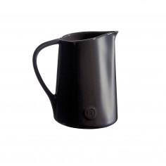 """Керамична кана """"PITCHER""""- цвят черен - emile henry"""
