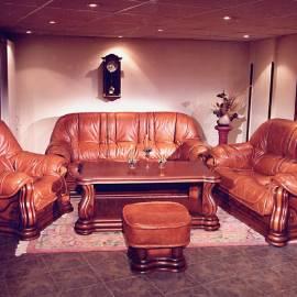 Аризона - кожена мека мебел