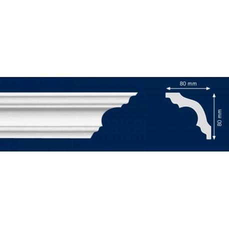 Первази xps K80 - 80 x 80 mm