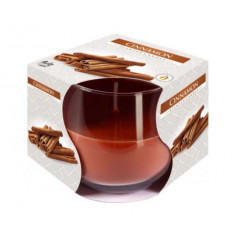 Ароматна свещ в чаша - Канела