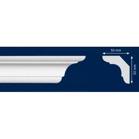 Первази C70  - 50 мм х 50 мм х 2 м