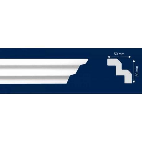 Первази T70  - 50 мм х 50 мм х 2 м