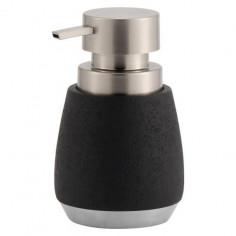 Дозатор за течен сапун Bosse, полирезин и неръждаема стомана