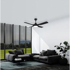 Таванен вентилатор Bondi - LED, 1 x 20W, Ø122 см, 1860 lm