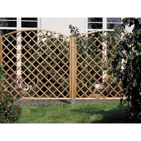 Декоративна ограда - 180x 180 см
