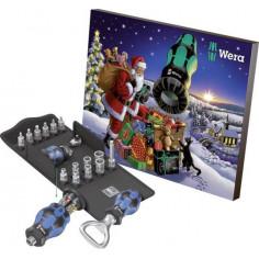 Комплект инструменти Wera Advent Calendar 2020 - 24 части