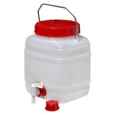 Imagén: Бидон за съхранение на течности Standard - 5 л, пластмасов
