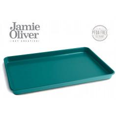 Тава за печене - цвят атлантическо зелено - jamie oliver