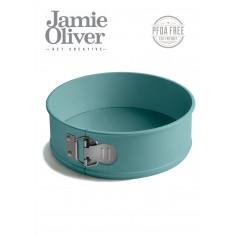 Кръгла форма за торта - Ø23,9 см - цвят атлантическо зелено - jamie oliver