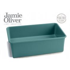 Правоъгълна форма за печене - 21 х 13 см - цвят атлантическо зелено - jamie oliver