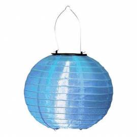 Соларна лампа, синя
