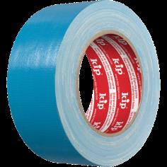 Защитна самозалепваща лента Kip - 25 м, 50 мм, текстил, полиетилен, синя