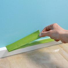 Хартиена лента FrogTape Multi-Surface - Ширина 24 мм, дължина 41,1 м, зелена