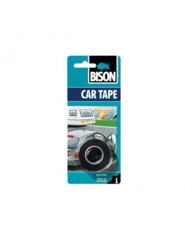 Монтажна лента/ тиксо Bison Car Tape, 19 мм, 1,5 м