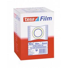 Канцеларска лента/ тиксо Tesa, 66 м, 15 мм
