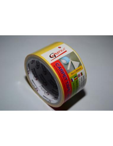 Двойнолепяща лента за килими Gastra - 5 м, 50 мм