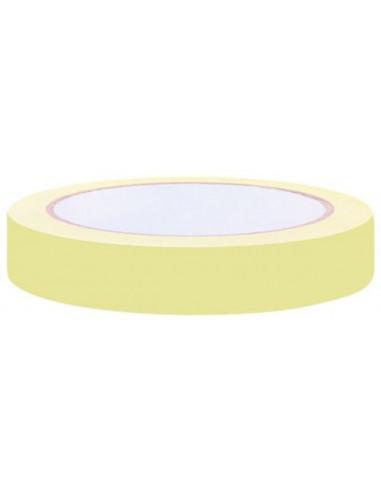 Хартиено тиксо/ лента за боядисване, бяло, 40 м