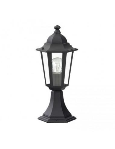 Градинска лампа, 1хЕ27, 60 W, черна