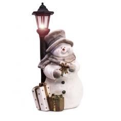 Коледна фигурка снежен...