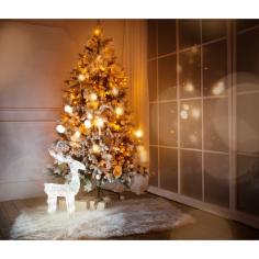 Коледни лампички LED лампички - 220 светодиода, 3,6 W, 31 V, топло-бяло, студено-бяло, IP44