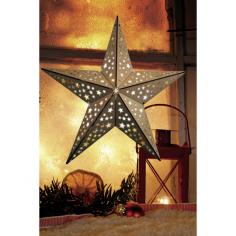 Коледна LED звезда - 20...
