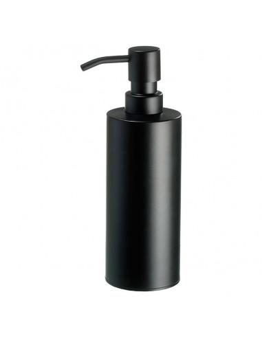 Дозатор за течен сапун Paris Black Edition - Стомана, черен