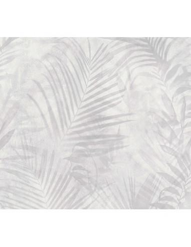 Тапет  2.0 ED II Palme - 10,05x0,53 м, сив