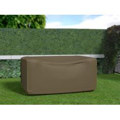 Покривало за градински двуместен диван - 140x85x70 см.