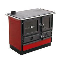 Готварска печка на дърва с водна риза с ляв комин - Thermo MAGNUM