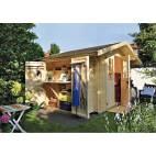 Дървена градинска къща - Oslo 2.10 x 2.10