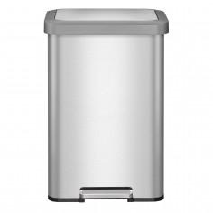 """Кош за отпадъци с педал """"COZY""""- 45 литра - мат - EKO"""
