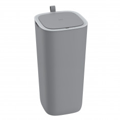"""Сензорен кош за отпадъци """"MORANDI SMART"""" - 30 литра - бял - EKO"""