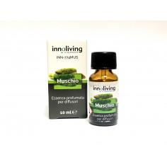 Ароматно масло за арома дифузер - мускус - 10 мл. - INNOLIVING