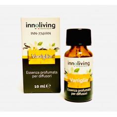 """Ароматно масло за арома дифузер """"VANIGLIA"""" - ванилия - 10 мл. - INNOLIVING"""