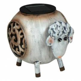 Соларнa лампa - овца, 12.5 см