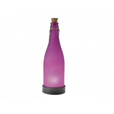 Соларен фенер - бутилка