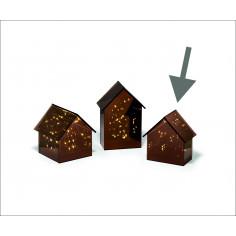 Декоративна светеща къща LIGHT HOUSE  - размер S - PHILIPPI