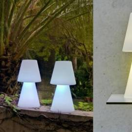 Градинска лампа 45 см