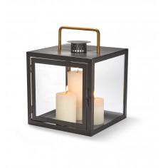 "Свещник / фенер ""CUBIO"" - размер L - PHILIPPI"