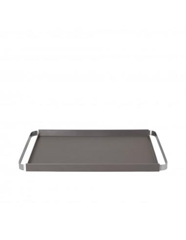 Табла / поднос за сервиране PEGOS - цвят тъмносив - BLOMUS