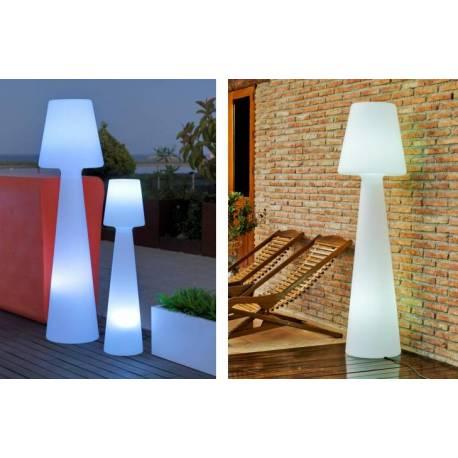 Градинска лампа  165 см