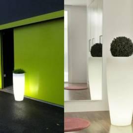 Саксия - светеща 40x70 см