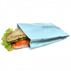 Imagén: Джоб / чанта за сандвичи и храна - цвят син - Vin Bouquet