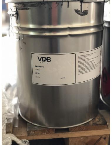 Термоустойчивa боя – Сребрист 25 кг.