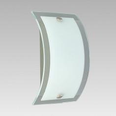 Аплик за баня Luxera Riga - 40W, 1хE14, сребрист хром