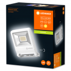 LED прожектор Endura - 20 W, 1700 lm, 3000 K, IP65, бял