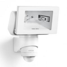 Халогенен прожектор със сензор Steinel HS 150 Duo - 150 W, 240°, 12 м, IP44, бял